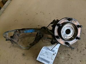2004-2006 Toyota Tundra Left Driver Front Spindle Knuckle ABS 4X4