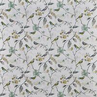 Watercolour floral flowers Lavender fq 50x56 cm FF167-2 100/% Cotton