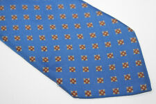 SANSEVERINO 7FOLD Silk tie Made in Italy E97177