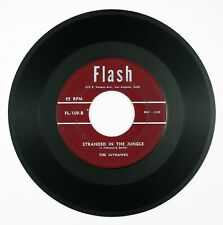 JAYHAWKS Stranded In The Jungle/My Only Darling 7IN 1956 DOO WOP VG+