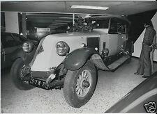 PHOTO ANCIENNE VINTAGE SNAPSHOT VOITURE AUTOMOBILE TACOT OLD CAR A IDENTIFIER