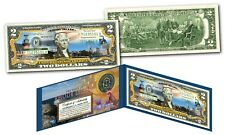 RHODE ISLAND OFFICIAL Genuine Legal Tender $2 Bill Honoring America's 50 States