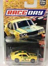 Mazda RX-3 Race Day Series ** Real Riders* In Protector Pack ** 1/64 RX3 Rotary