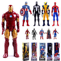 "12"" Action Figure X-man Spider-Man Iron Man Thor Collectable Toys"