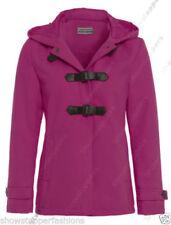Cappotti e giacche da donna rosso in lana, taglia 42