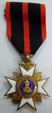 Croix Chevalier Ordre SAINT SYLVESTRE VATICAN Argent émail  ORIGINAL MEDAL