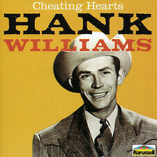 Cheating Hearts by Hank Williams (CD, Dec-2003, Polydor)