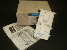 NEW WESTINGHOUSE W22, AUXILIARY CONTACT KIT, 2 NO, 2 NC, STYLE 1A48174G07, NIB