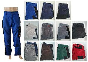 Engelbert Strauss Bundhose Arbeitshose Arbeitskleidung Hose ver Varianten Farbe
