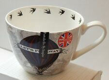 PORTOBELLO BY INSPIRE FINE BONE CHINA FLY COFFEE TEA MUG NEW DESIGN IN ENGLAND