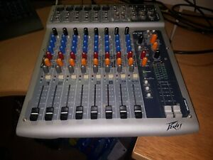 Peavey PV10 portable 10 channel mixer