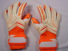 Reusch Soccer Goalie Gloves Serathor Pro G2 Hybrid 3770959 S SZ9 Orange SAMPLES