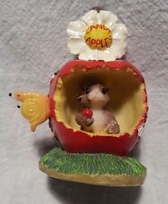 Get Your Candy Apple Here ~ Teeny Tiny Tails ~ 80/3 (Fitz & Floyd Collectible)