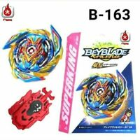 New Beyblade Burst Super King B-163 Booster Brave Valkyrie with L.R Launcher Toy