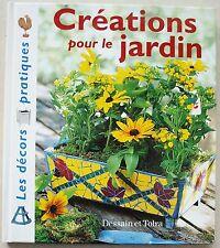 Créations pour le Jardin Dessain & Tolra 1999