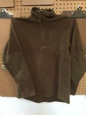 Condor Micro Fleece Pullover in Coyote Size Small  607-003-S (PRICE LOWERED)