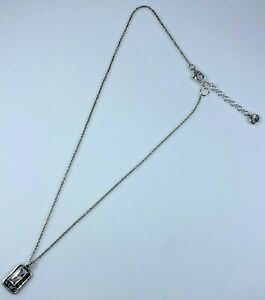 """Silpada Sterling Silver Necklace 16"""" Long 4.5 Grams"""