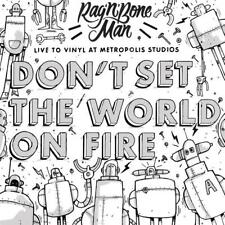 "Rag 'N' Bone Man - Don't Set The World On Fire - Vinyl 12"" RSD 2018 - Brand New"