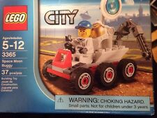 Sealed LEGO City Space Moon Buggy (3365) Retired