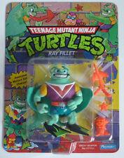 1990 TMNT Teenage Mutant Ninja Turtles figure Ray Fillet - MISB
