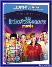 THE INBETWEENERS MOVIE - TRIPLE PLAY (BLURAY + DVD + Digital Copy)*BRAND NEW**