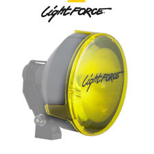 LIGHTFORCE 170MM STRIKER YELLOW WIDE FILTER FOR DRIVING LIGHTS COVER