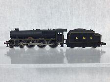 More details for peco n gauge lms black locomotive 4-6-0 tested & runs #678
