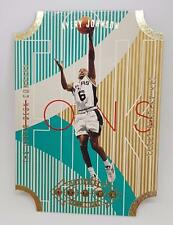 1996-97 UPPER DECK FAST BREAK CONNECTIONS #FB18 AVERY JOHNSON SA SPURS CARD