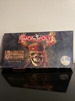2006 Pirates Of The Caribbean Edition Monopoly Board Game