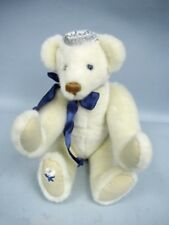"""Lenore DeMent 16"""" Princess Diana Limited Edition Bear 1998"""