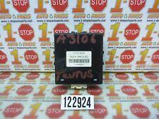08 2008 FORD TAURUS TRANSFER CASE CONTROL UNIT MODULE TCM TCU 8G1A-7H473-AG OEM