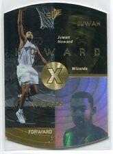 1997-98 SPx Gold 49 Juwan Howard