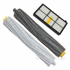 Beater Bar & Brushroll + Filter Kit for iRobot Roomba 800 900 Series Vacuum