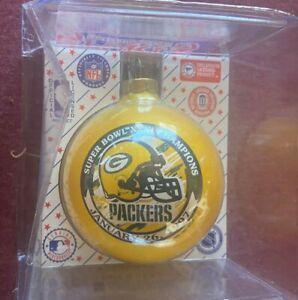 NIB Green Bay Packers Sports collectors Series Supeer BowL XXXI Champions NFL