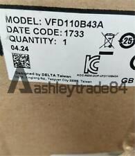 NEW Delta Inverter VFD110B43A 380V 11KW