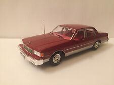 1/18 1985 Chevrolet Caprice red MCG Model Car Group / Diecast