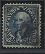 G138007/ UNITED STATES / SCOTT # 277 USED CV 400 $