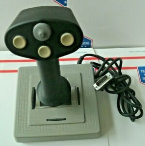 CH PRODUCTS VINTAGE PC FLIGHTSTICK PRO JOY STICK CONTROLLER TESTED