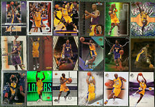 Kobe Bryant 18 CARD INSERTS LOT LAKERS Basketball Cards GREAT CONDITION & VALUE
