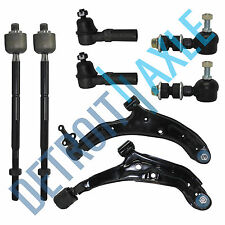 New 8pc Complete Front Suspension Kit for 2000-2006 Nissan Sentra