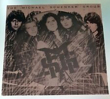 The Michael Schenker Group Msg Picture Disc Lp Vinile Ristampa
