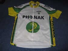 Phonak Carrera BMC cyclisme jersey [L] NOS