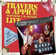 Travers & Appice - Live At The House Of Blues (CD, 2006, Escapi Music)