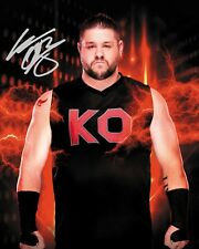 KEVIN OWENS #2 (WWE) - 10x8 PRE PRINTED LAB QUALITY PHOTO (SIGNED) (REPRINT)