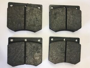 ROLLS ROYCE - ALL MODELS FROM 1975 TO 1978 FRONT BRAKE DISC PAD SET - SEE BELOW