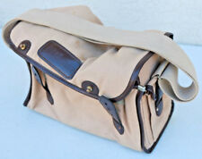Vintage NIKON Canvas Camera Bag Should SLR classic Gear Steam Props Cosplay