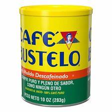 Café Bustelo Medium Roast Ground Coffee - Decaf - 10oz Metal Can