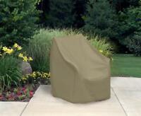 Chair Patio Furniture Cover | Waterproof Outdoor Protection | Standard