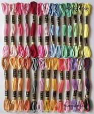 "Anchor Variegated Embroidery Skeins Floss Sticktwist Mouline ""ALL 27 COLORS"""
