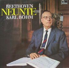 WIENER SYMPHONIKER - KARL BOHM - BEETHOVEN -  LP